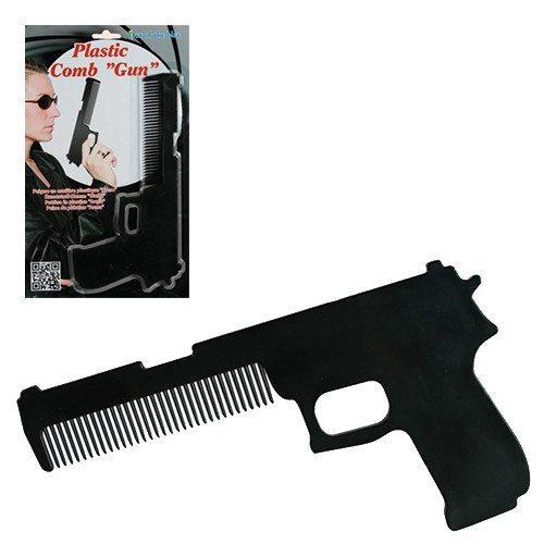 Für ein treffsicheres Styling : Pistolen-Kamm