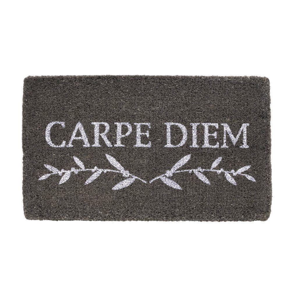 Fußmatte Carpe Diem
