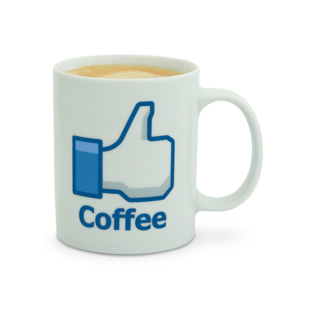 Gefällt mir Kaffeebecher