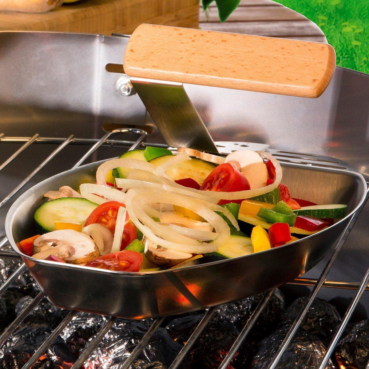 Gemüse-Grillkorb
