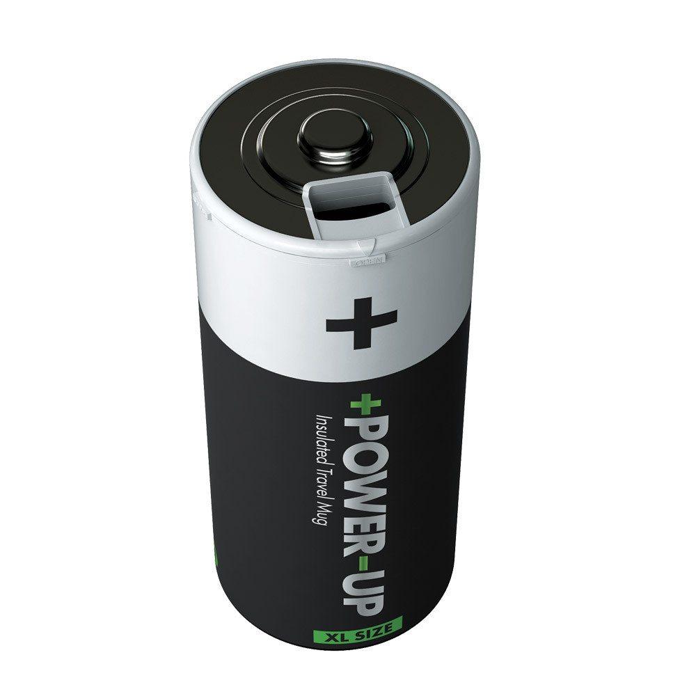Getränkeflasche Batterie