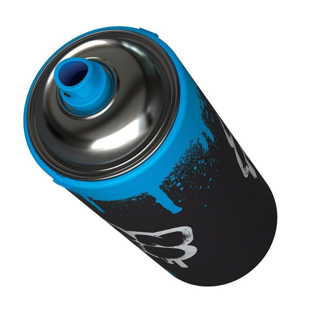 Getränkeflasche Spraydose