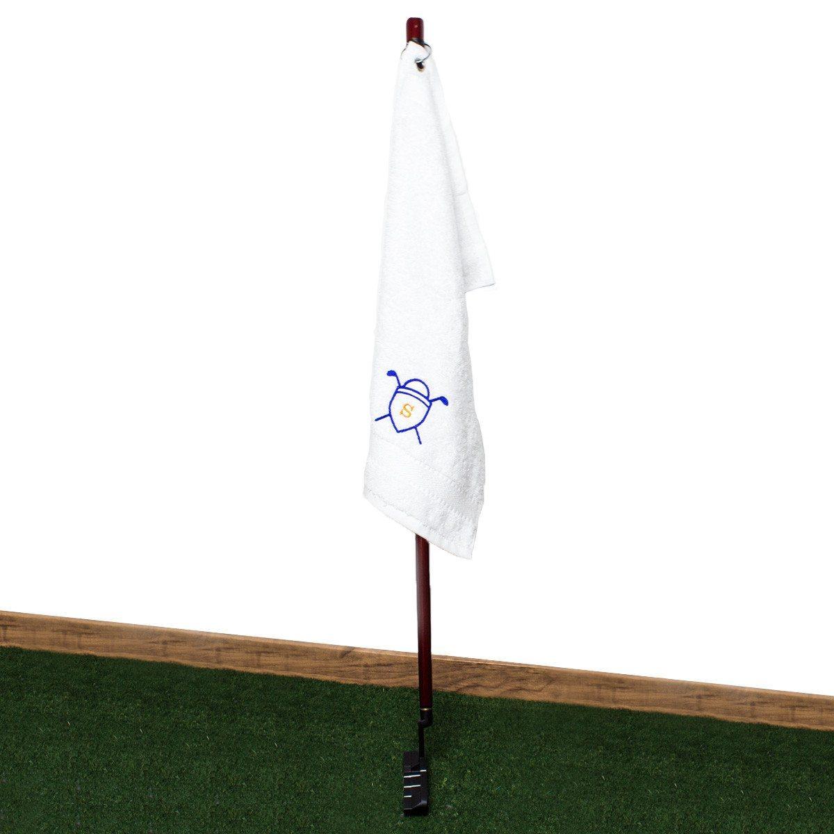 Golftuch - Weiß