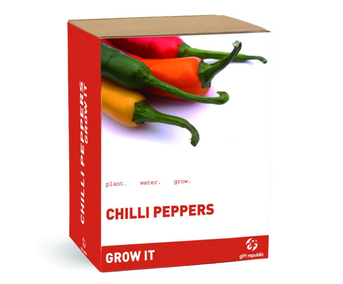 Grow Chili