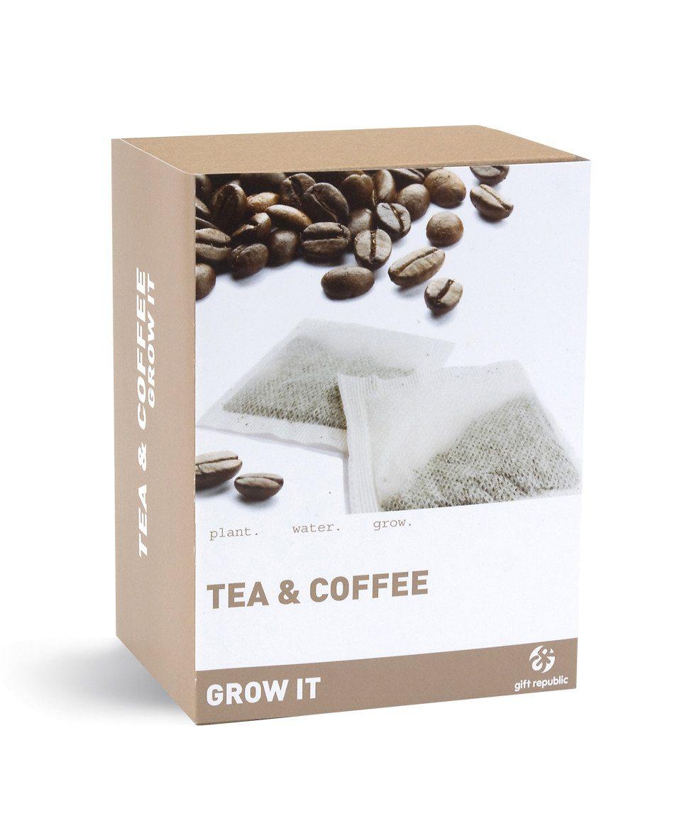 Grow Kaffee und Tee