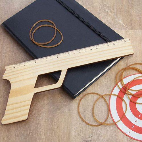 Gummiband-Pistole