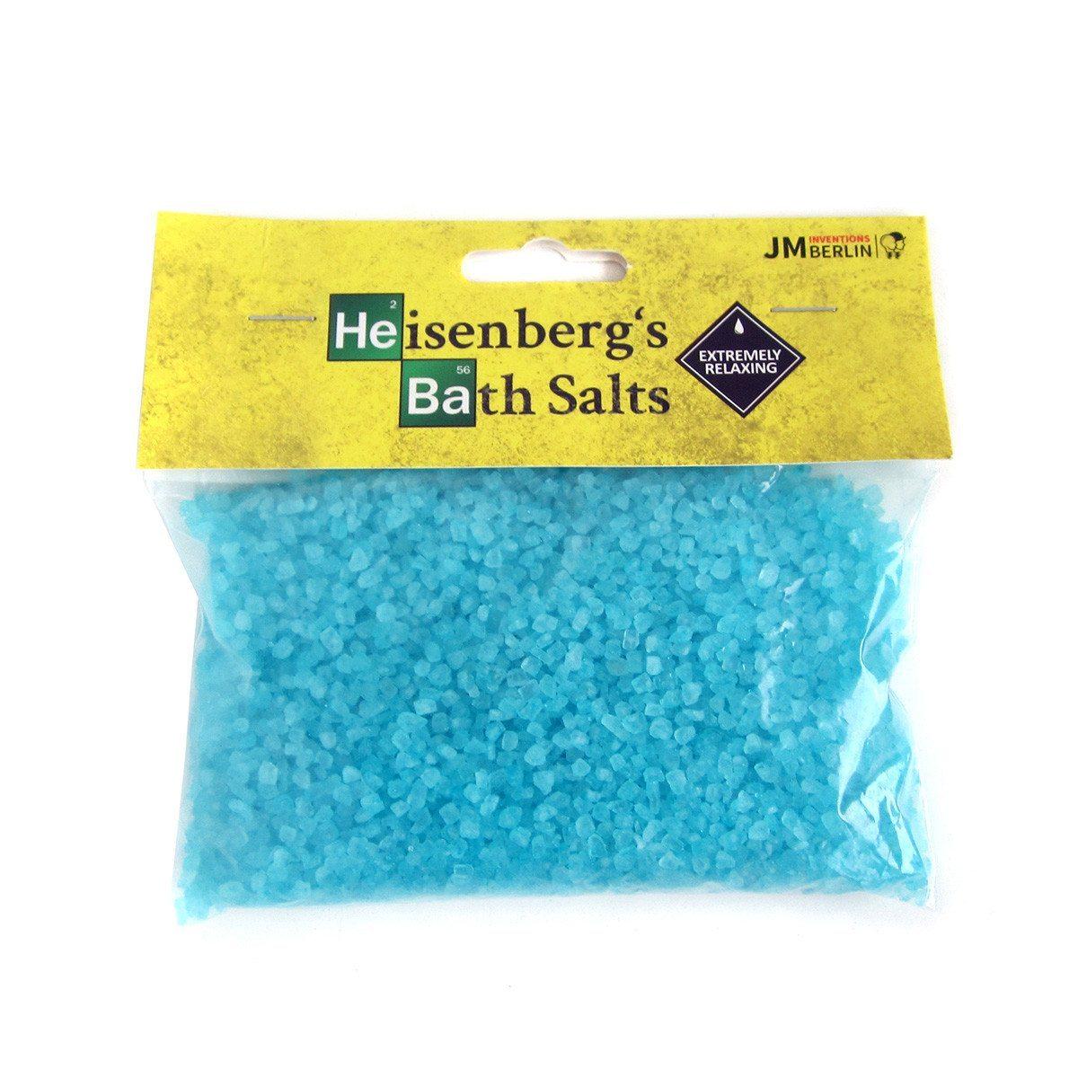 Heisenbergs Badesalz