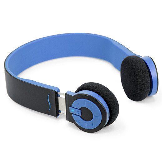 hi-Edo - Auriculares bluetooth deluxe - ¡Música sin cables!