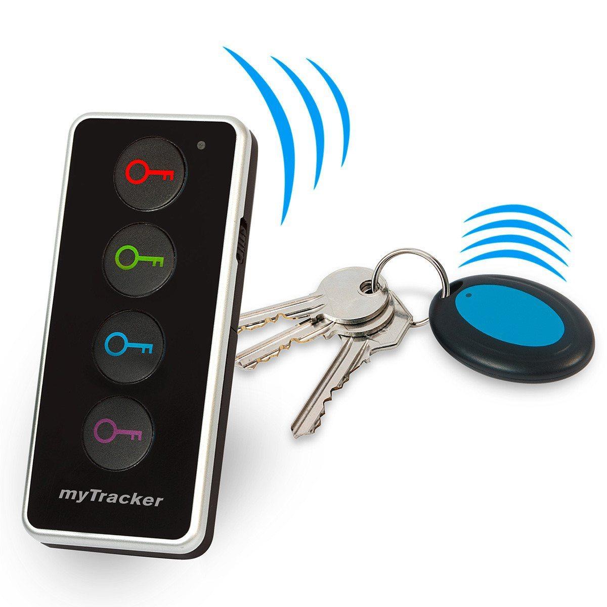 Hochleistungs-Keyfinder für 4 Schlüssel