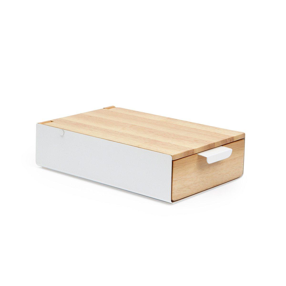 Holz-Schmuckkästchen mit Gravur