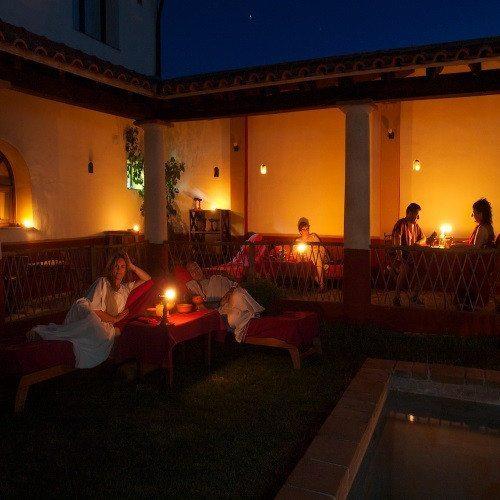 Hotel Rural **** con Termas Romanas - Badajoz