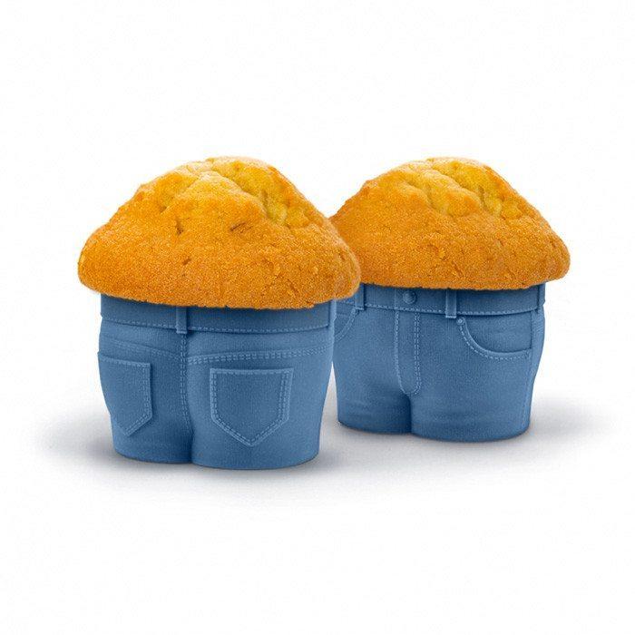 Hüftgold - originelle Muffinförmchen