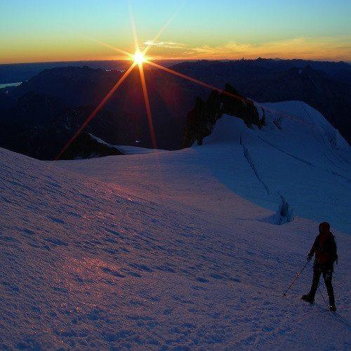 Iniciación al Alpinismo - Madrid