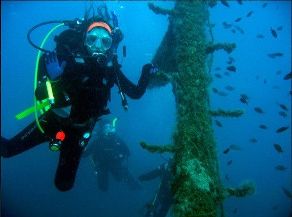 Iniciación al Buceo en Mar - Girona