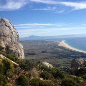 Iniciación al kitesurf para 2 personas - Tarifa