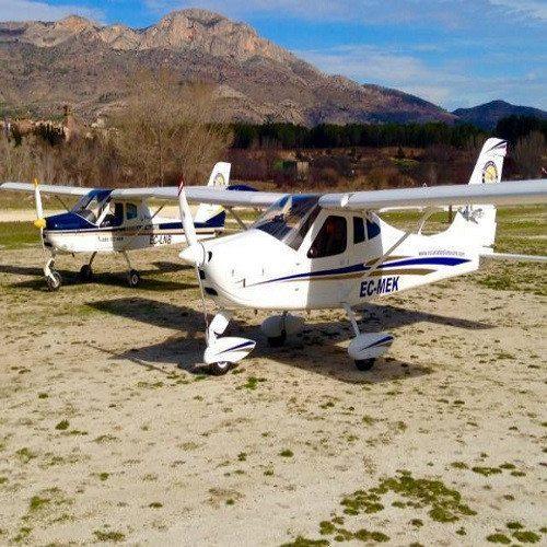 Iniciación al Vuelo - Alicante