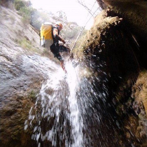 Iniciación en barranquismo acuático  - Castellón