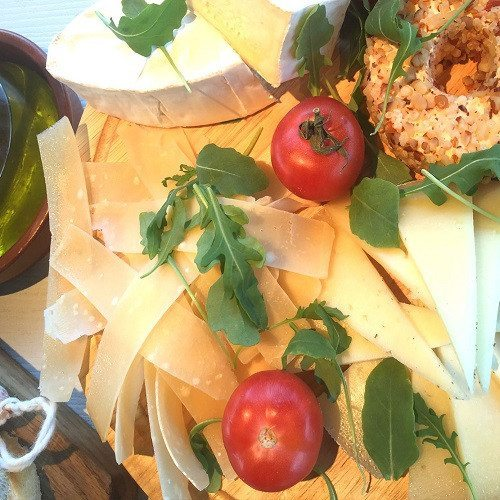 Introducción al maridaje con quesos - Tarragona