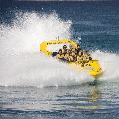 Jet Boat - Ibiza