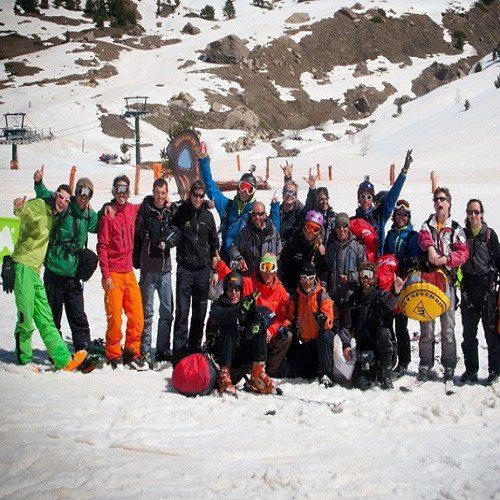 Jornada descubrimiento Speedriding para 2 en Cerler - Huesca