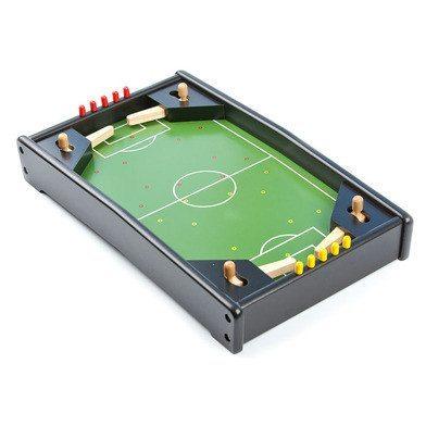 Juego de mesa futbolín - ¡Pinball y futbolín en 1!