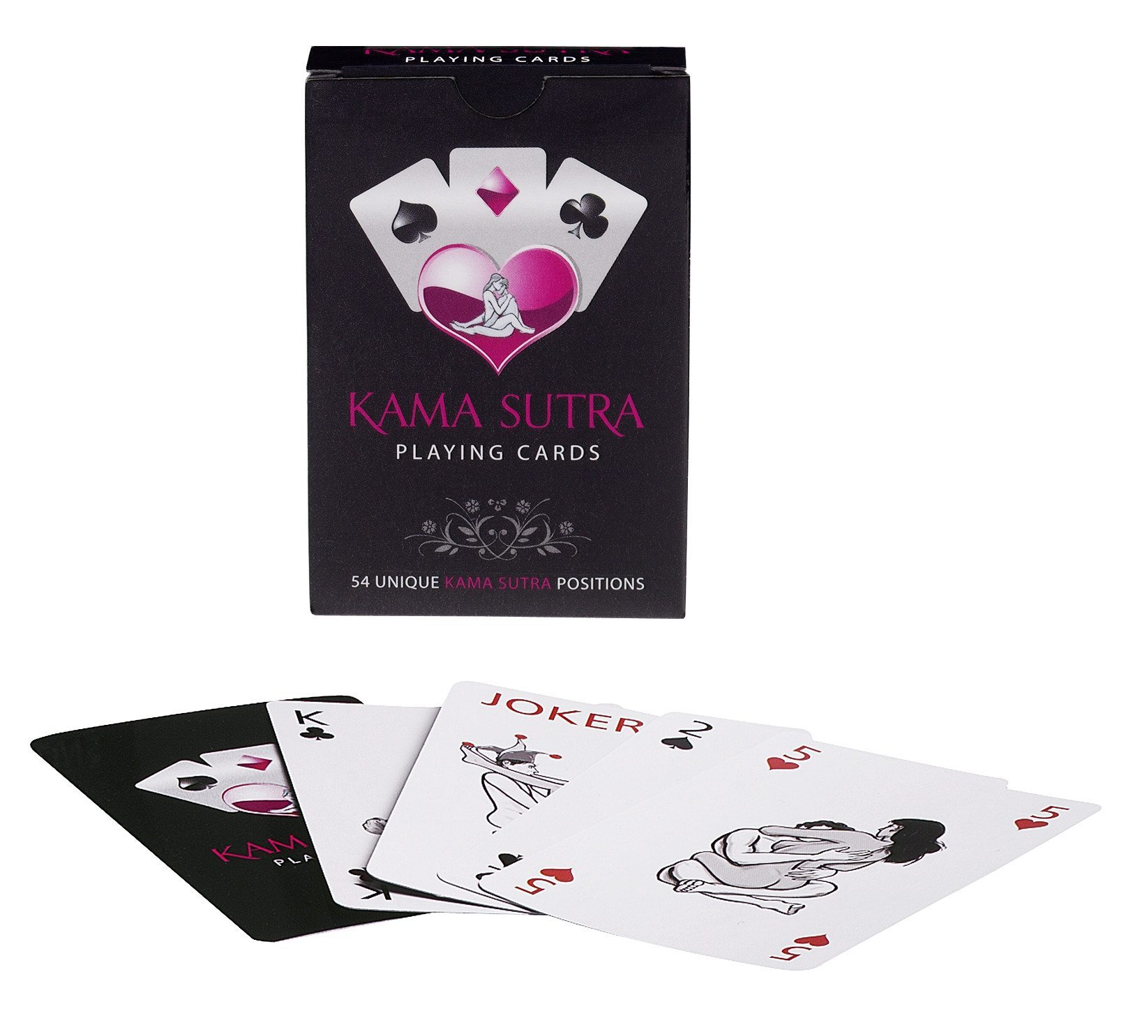 Kamasutra - Spielkarten