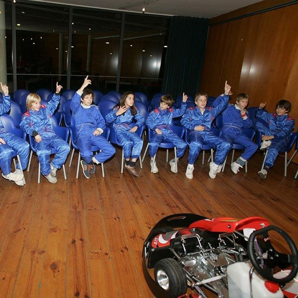 Karting para niños - Barcelona