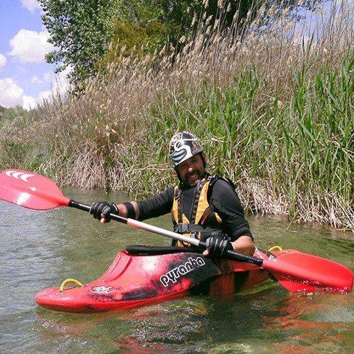 Kayak Aguas Bravas - Albacete