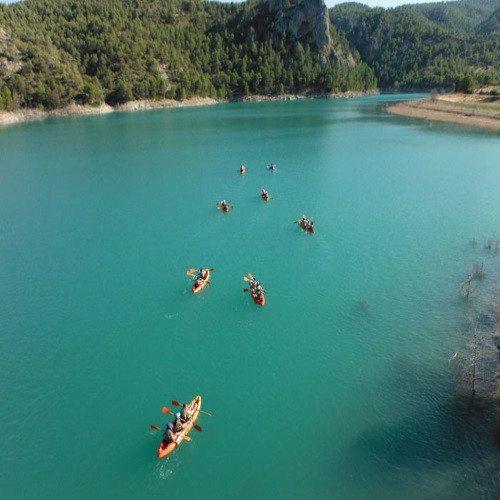 Kayak, buceo y cuevas - Murcia