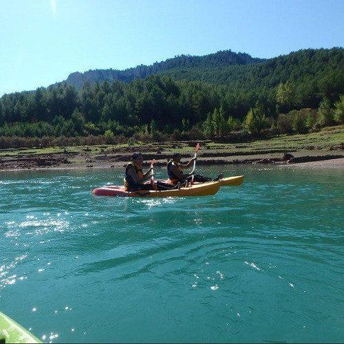 Kayak en aguas tranquilas - Castellón