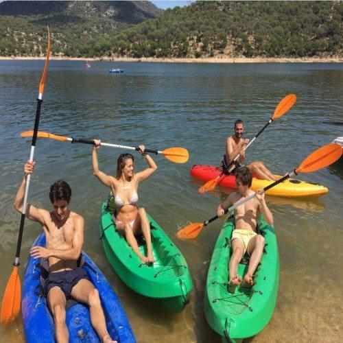Kayak en pareja - Madrid
