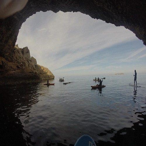 Kayak más puesta de Sol - Ibiza
