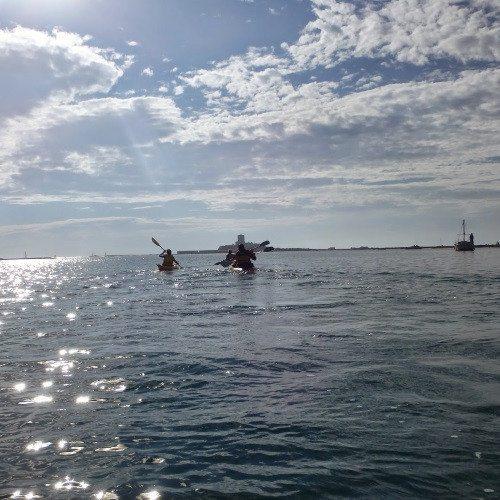 Kayakterapia - Cádiz