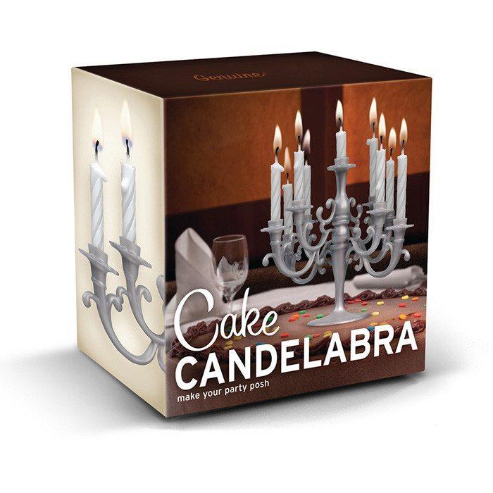 Kerzenleuchter für Geburtstagskuchen
