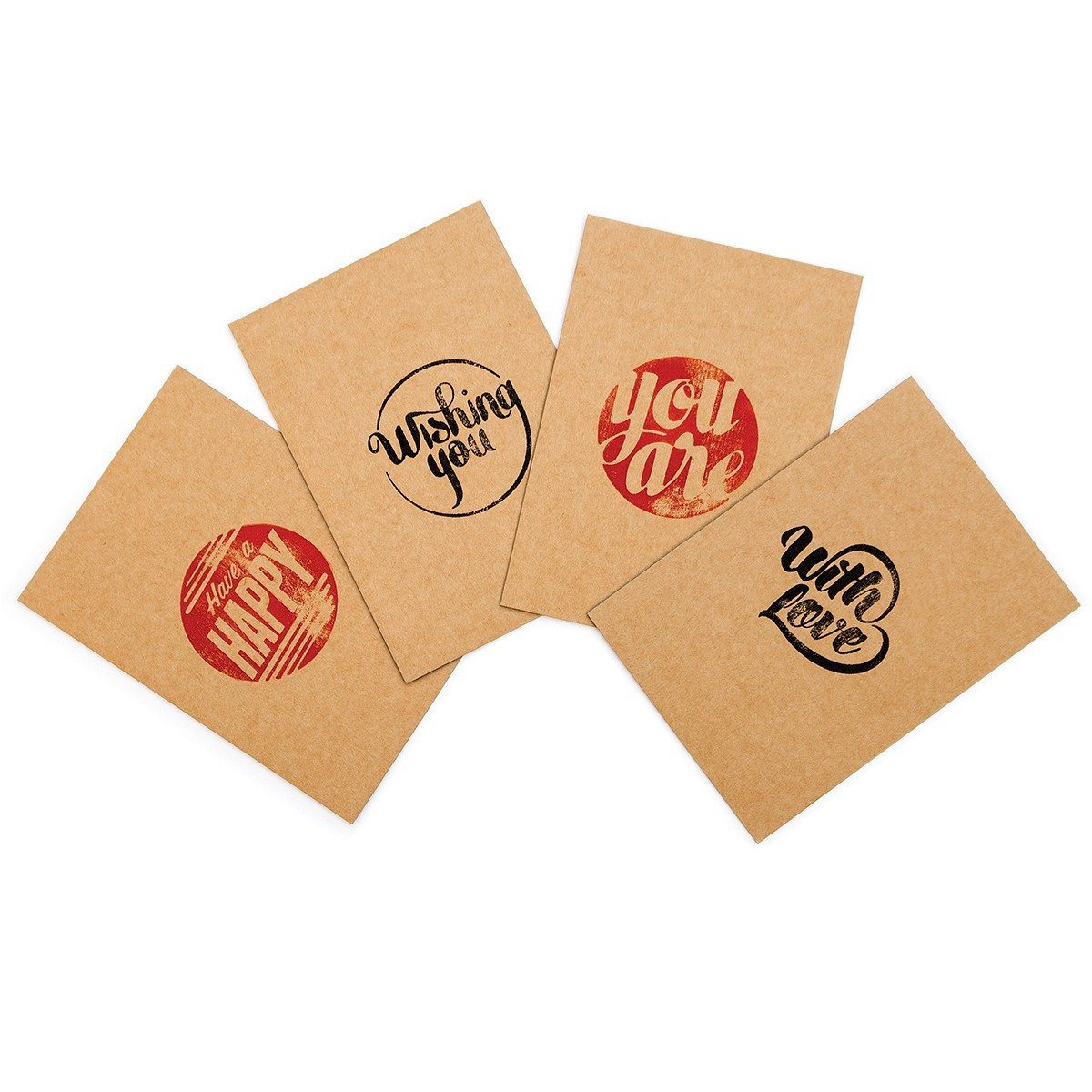 Kit de tarjetas de felicitación