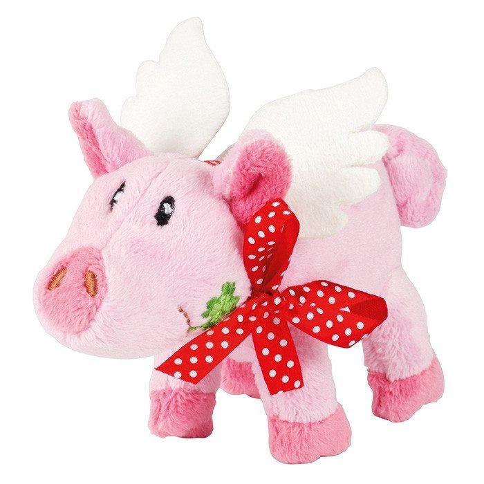 Kleines Glücksschwein