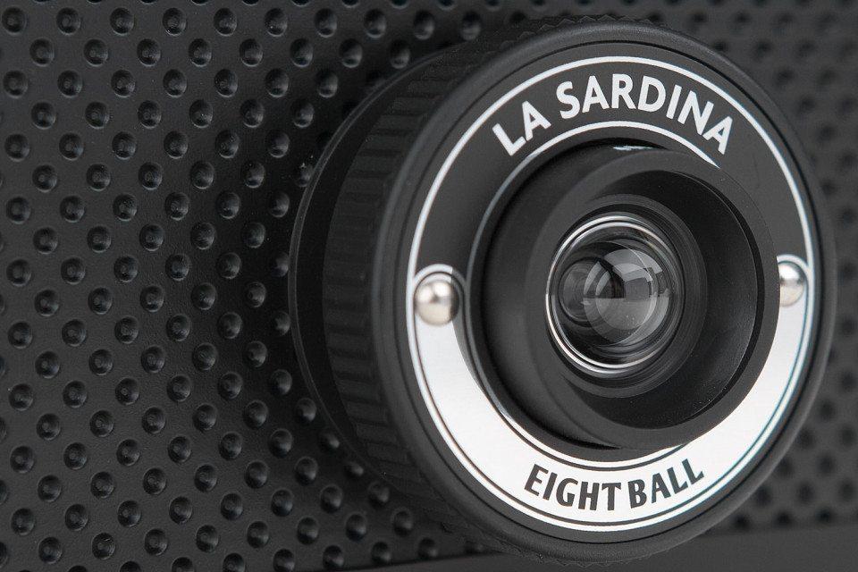 La Sardina 8-Ball