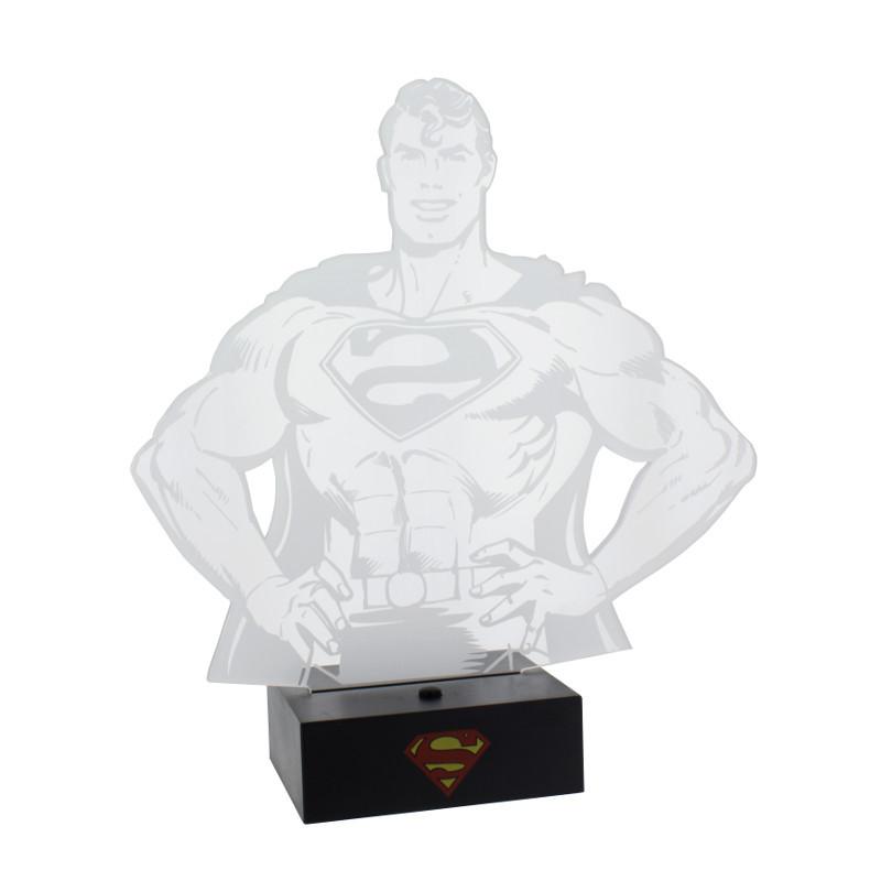 "Lampe ""Superman"""