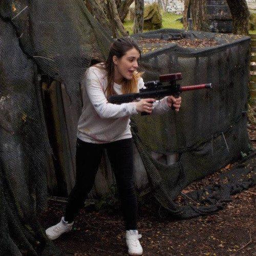 Laser Combat - Cantabria
