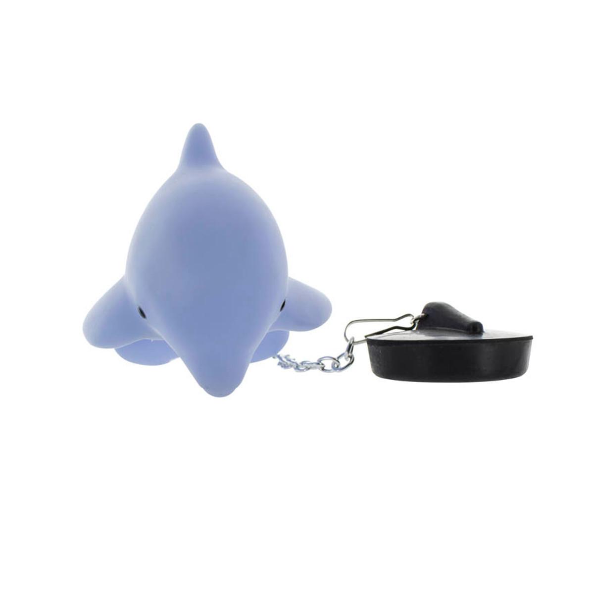 Leucht-Delfin – Bade-Stimmungslicht mit Stöpsel