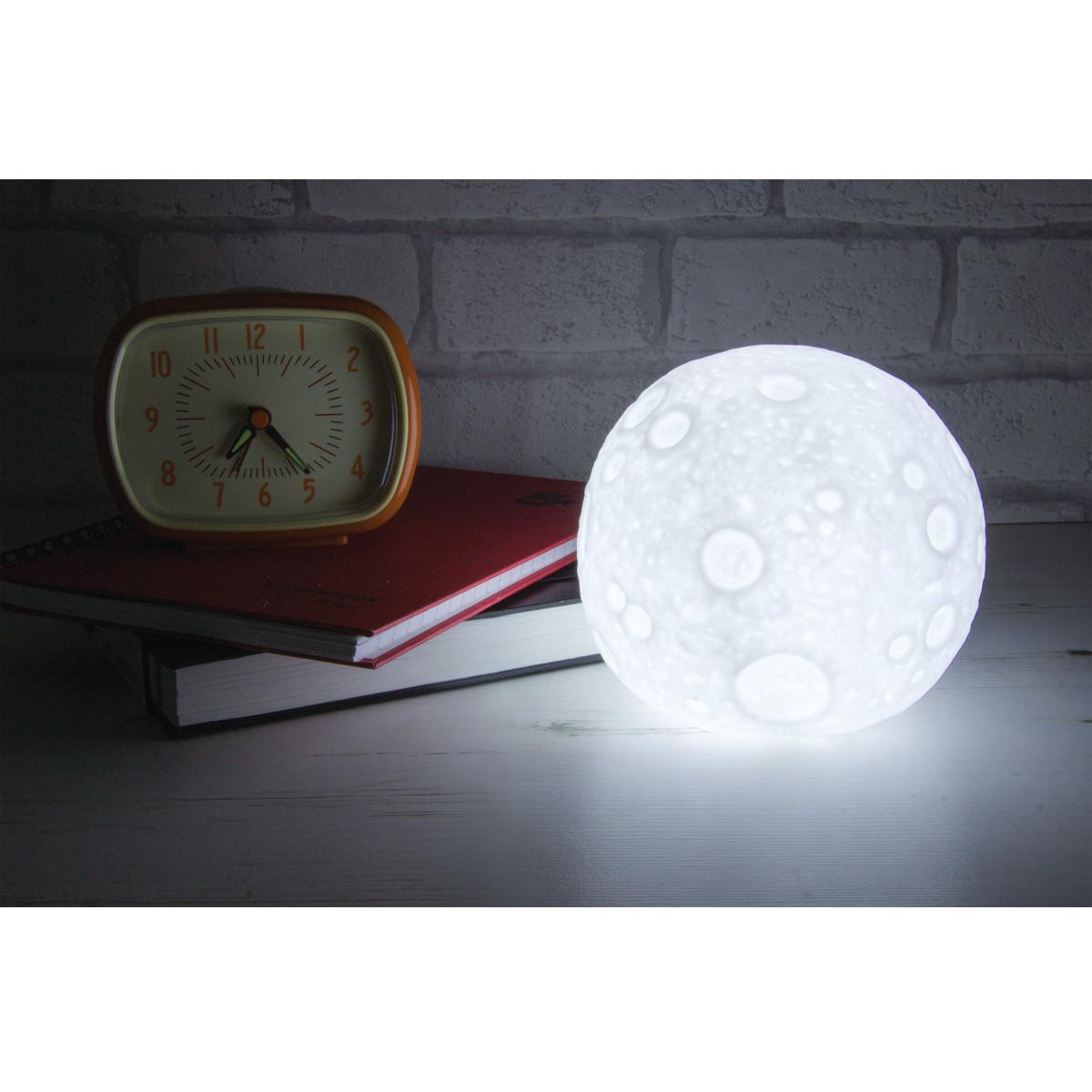 Leuchtender Mondball