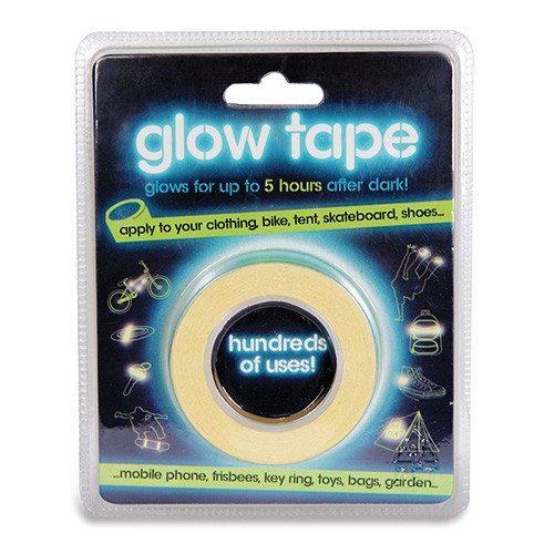 Leuchtendes Tape