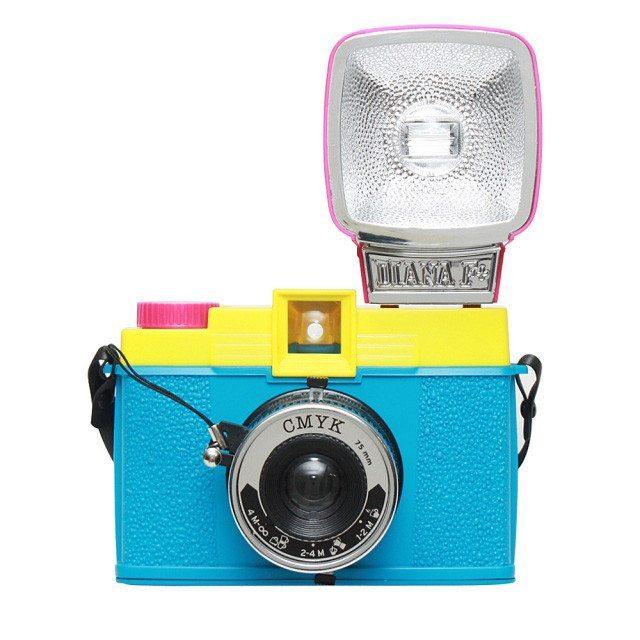 Lomo-Kamera Diana F+ CMYK