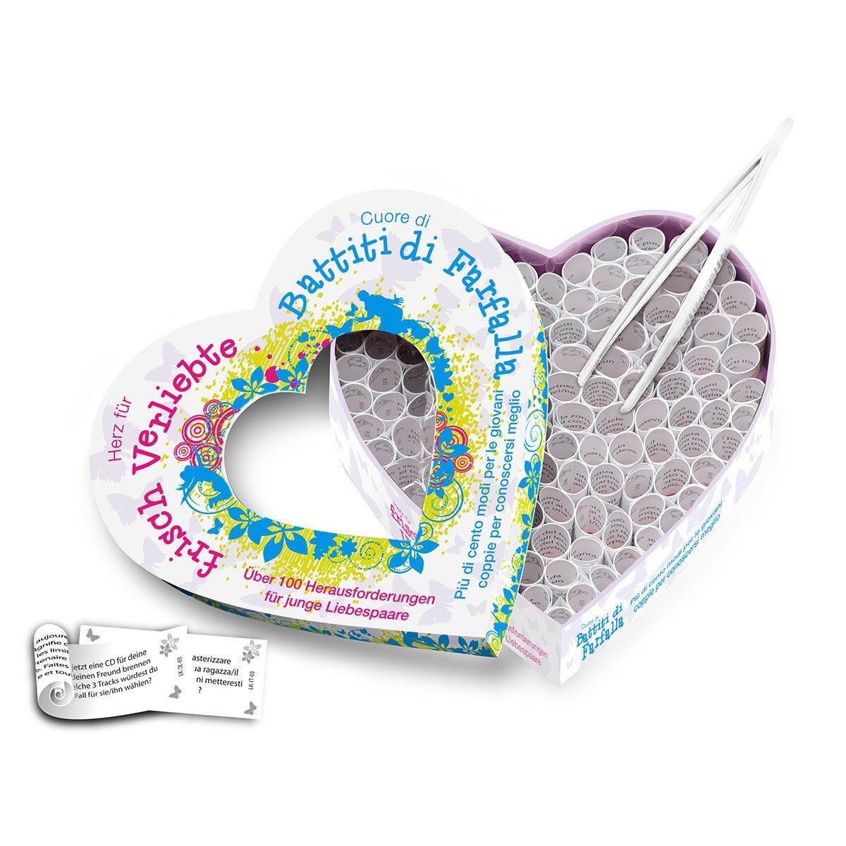 Losbox - Herz für frisch Verliebte