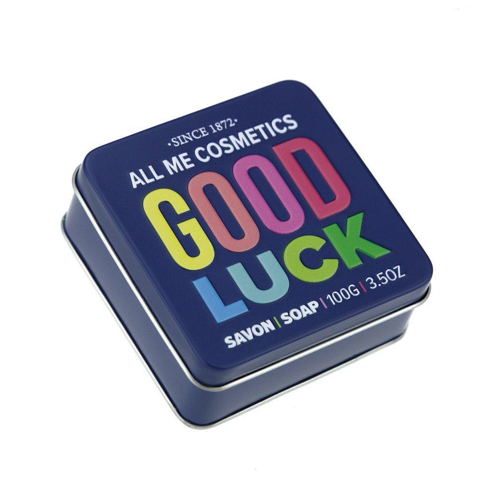 """Luxusseife """"Good Luck"""""""