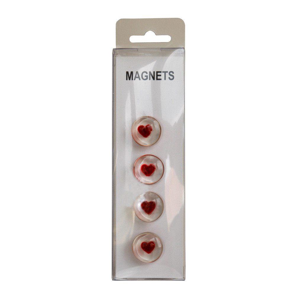 Magnete mit Herz