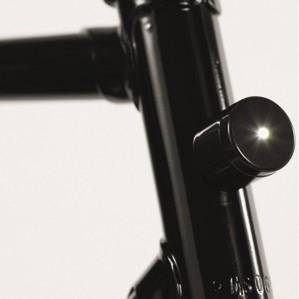 Magnetische Fahrradbeleuchtung