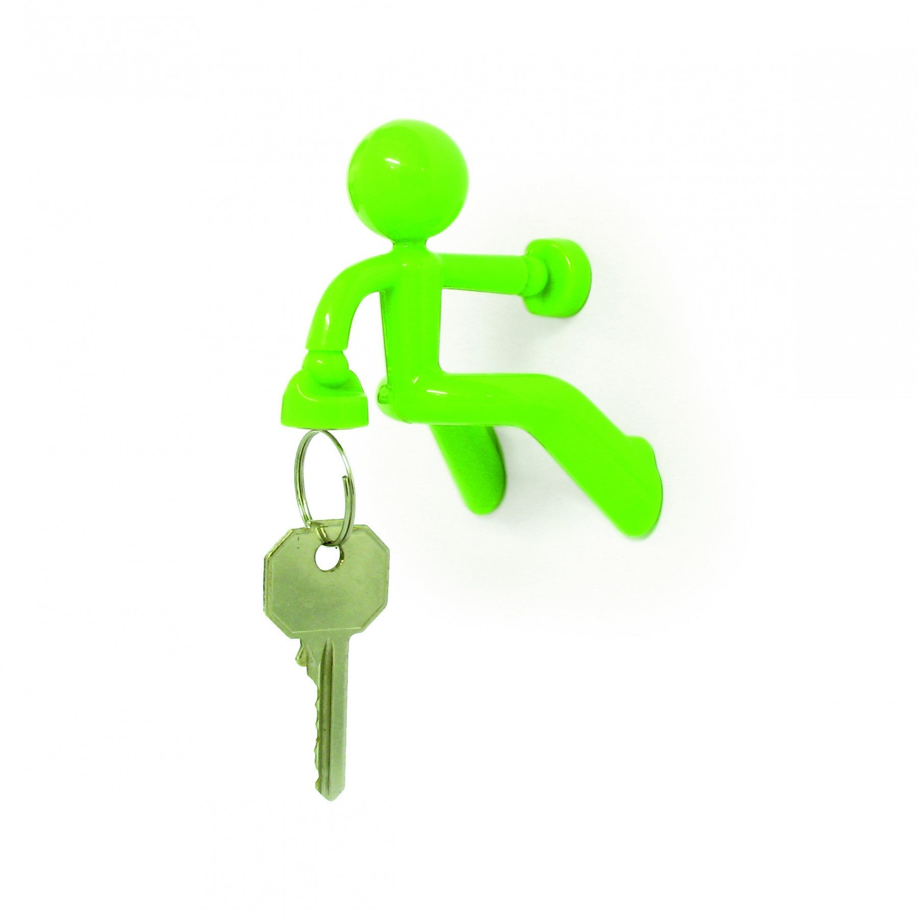 Magnetischer Schlüsselhalter Pete grün