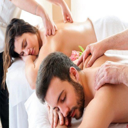 Masaje relajante en pareja - Alicante
