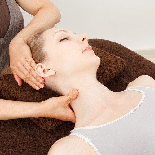 Masaje terapéutico antiestrés - Barcelona